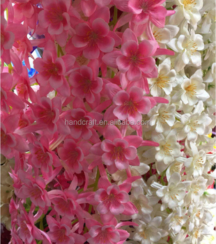 New arrival pinkwhite wisteriaartificial flowers vine for wedding new arrival pink white wisteriaartificial flowers vine for wedding decorations artificial wisteria mightylinksfo