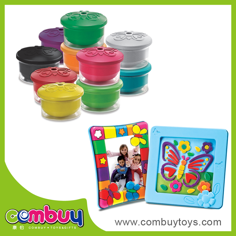 Hot sale kids educational toys color clay