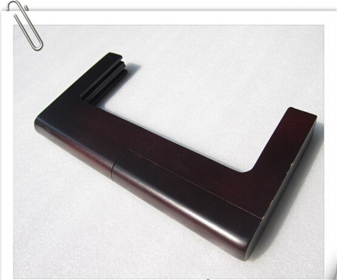 10 inches wooden purse frames, dark brown handles for purse ,purse frame in wooden material high quality with OEM welcome