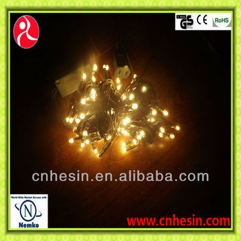 10M 100L China Rice Light With Controller And Connector Mini Rice Lights  Outdoor Twinkle Christmas Rice