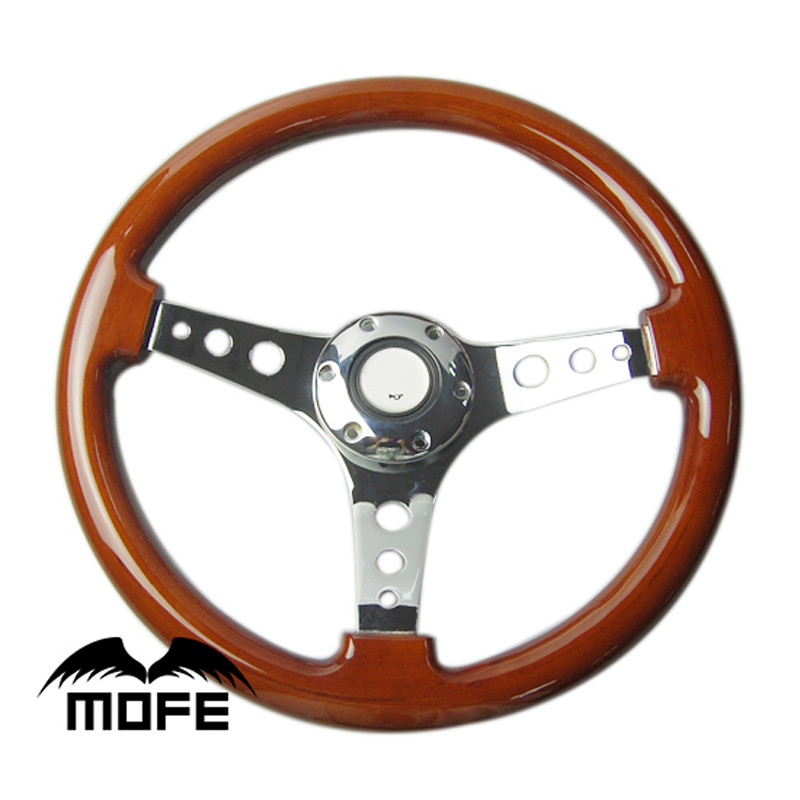 Hot Quality 350mm Classic Wood Steering Wheel Used Car Buy Used