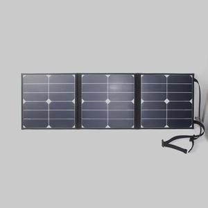 SUNPOWER Foldable Solar panels used for motorbike , car , mini-fridge etc  electrical charge