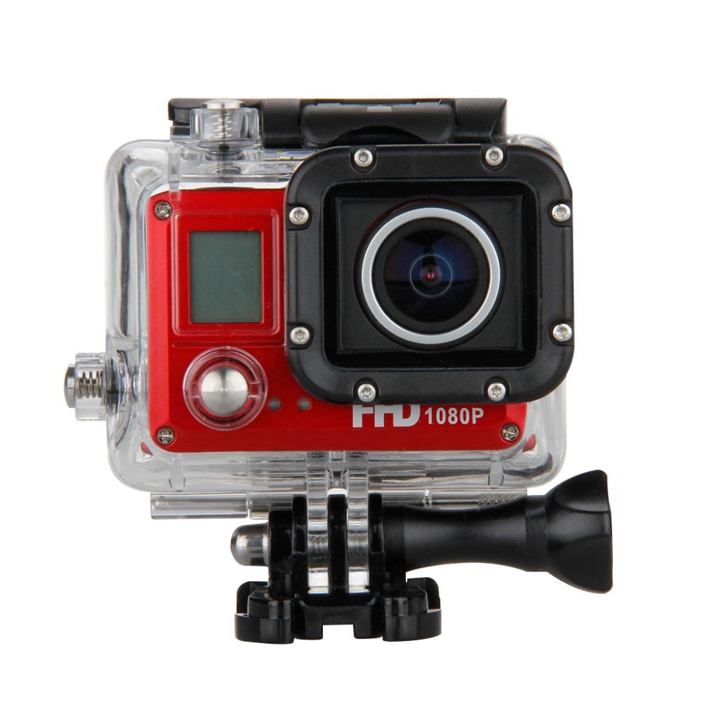 AMKOV AMK5000 Действий Камеры 14MP 1080 P Водонепроницаемый 30 М Противоударный Открытый Wi-Fi Спорт Cam Видеокамера Цифровой HD DV автомобильный ВИДЕОРЕГИСТРАТОР
