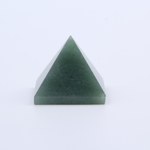 HJT Natural Green Aventurine large quartz crystal pyramid india