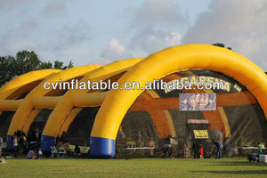 2013 Inflatable paintball bunker tent