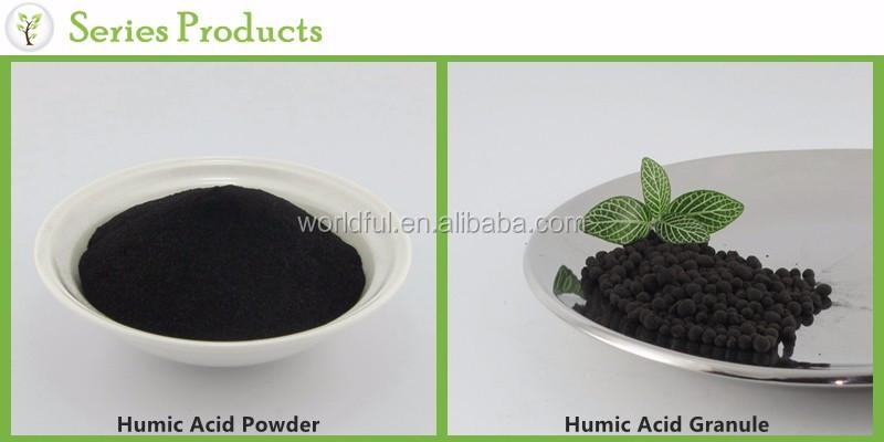 Mining source Soli enrichment 45% 50% 55% humic acid granule 45% 50% 55% 60% humic acid powder