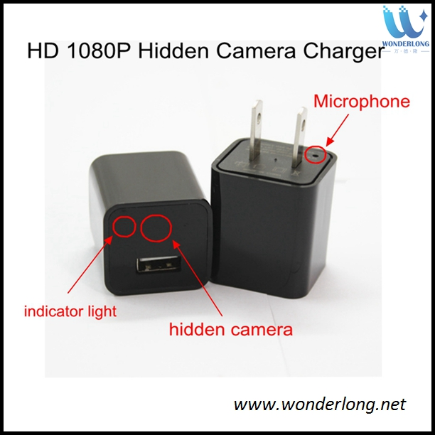 Full hd 1080p US and Europe standard charger full hd mini camera CCTV best pocket camera hidden webcam video