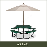 Table With Umbrella,Camping Furniture,Chairs For Restaurant Cafe