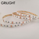 5050 rgbw 4 in 1 3m adhesive tape flex led strip