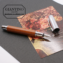 Innovation Gifts Wooden Fountain Pen Wholesale