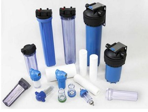 10 ' / 20 ' inches pentek transparent water filter housing/cartridge filter housing