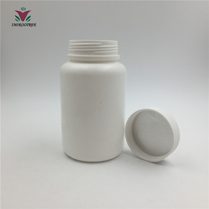 300ml HDPE food supplement Packaging bottles for Medicine, Pills, Capsules