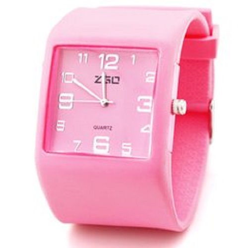 Reliable Factory hot sale Top quality water resistant wrist bracelet silicone watch in china