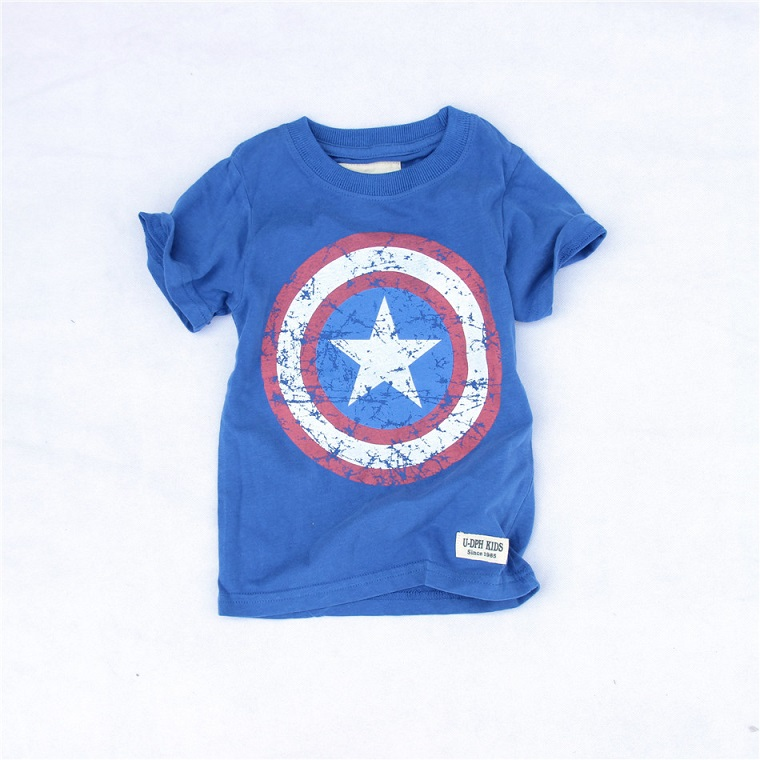 neway summer cotton casual t shirts baby children fashion brand short sleeved tees printed toddler boys