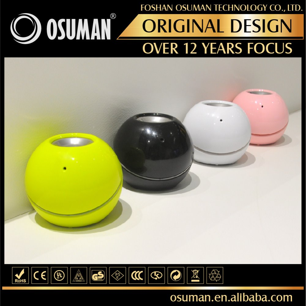 Excellent mini warm-lighting electric air conditioning aroma diffuser