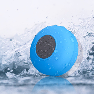 Factory Direct Waterproof IPX4 Splash Proof Portable Mini Wireless Bluetooth Speaker
