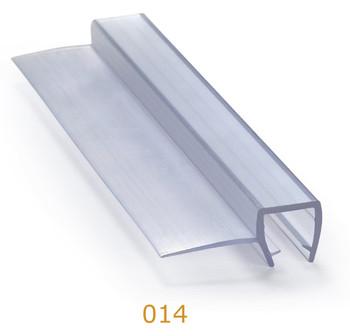 Fenêtre Coulissante En Plastique Imperméable Joints En Verre Eva