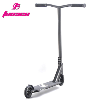 Profession high quality 2 wheels foldable teenager folding electric stunt kids adult scooter electrique electrico lectrique