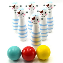 kinderen houten <span class=keywords><strong>bowling</strong></span> speelgoed groothandel