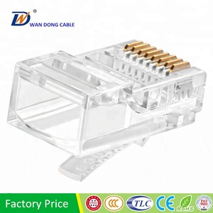 new CAT6 UTP RJ45 8P8C Male RJ45 Connector