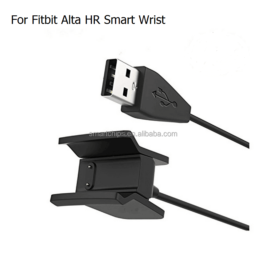 For Fitbit Alta HR Charger, USB Chaeger Cable Cord for Fitbit Alta Hr Smart Fitness Watch