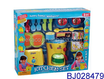 funny kids cooking toy home appliance toy set view funny kitchen