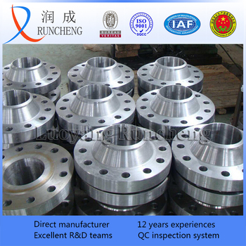 Ansi 150 Rf 900 Weld Neck Flange Stainless Pipe