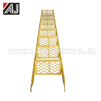 Power Coated Scaffolding Iron Stair Ladder With Hook   Buy Scaffolding  Ladder,Ladder With Hook,Scaffolding Iron Stair Ladder Product On Alibaba.com