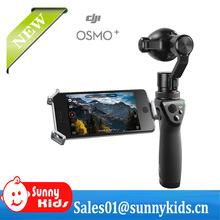 Original DJI Osmo + Pro with Seven times the focal length Steady Holding 4K HD camera Gimbal handhold camera