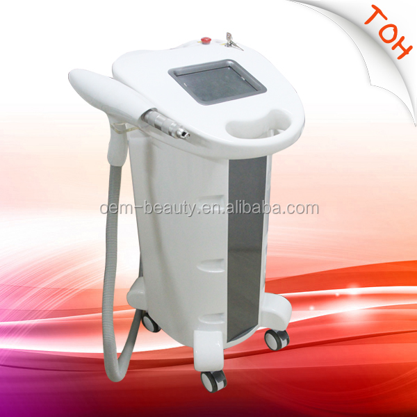 Laser hair removal machine with nail fungus treatment functionP001