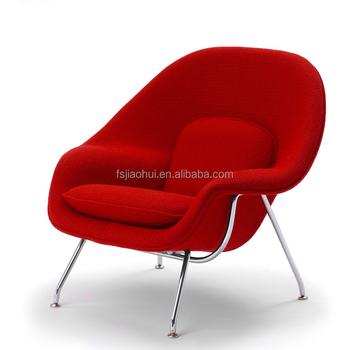 Replica Designer Furniture Eero Saarinen Womb Chair Living Room Lounge
