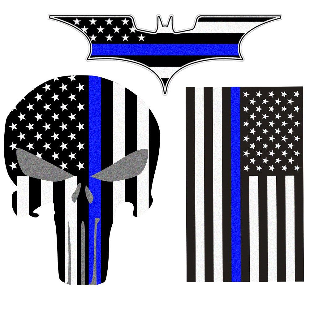Buy Punisher Thin Blue Line, Blue Lives Matter Law