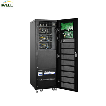 high frequency 3 phase ups 380/220v 54kva 60KVA to 100kva Power supply online ups for Medical