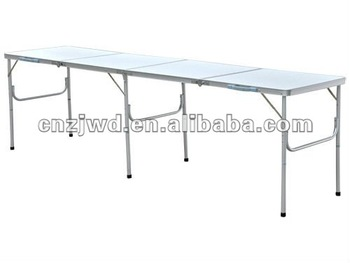 Folding aluminum picnicbeer pong table bbq table buy lightweight folding aluminum picnicbeer pong table bbq table watchthetrailerfo