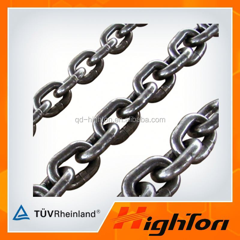 Din763 Zinc Plated Long Link Chain 4.5mm