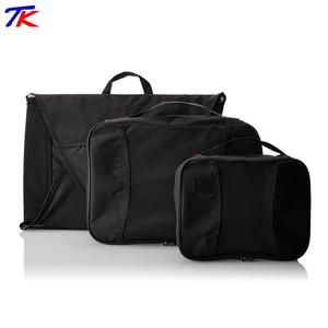 3 Pack Black It Original Starter Package Travel Luggage Bag Cube Set