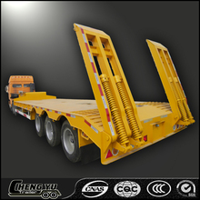 Heavy duty/container chassis 3 axles skeletal type semi trailer