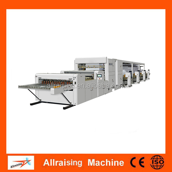 Widely used electric guillotine paper cutter for various papers
