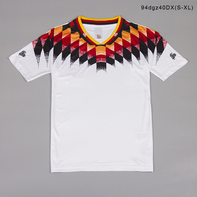 Silonprince Custom Sublimation Printing Club Soccer Jerseys Retro Shirts Football Team Tops