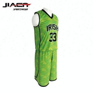 16c983b164e 100% Polyester Custom Sublimated Basketball Uniform free design pattern basketball  jersey