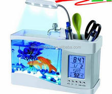 Mini Desktop USB <span class=keywords><strong>Aquarium</strong></span>/mini <span class=keywords><strong>aquarium</strong></span>/led Desktop <span class=keywords><strong>Aquarium</strong></span>