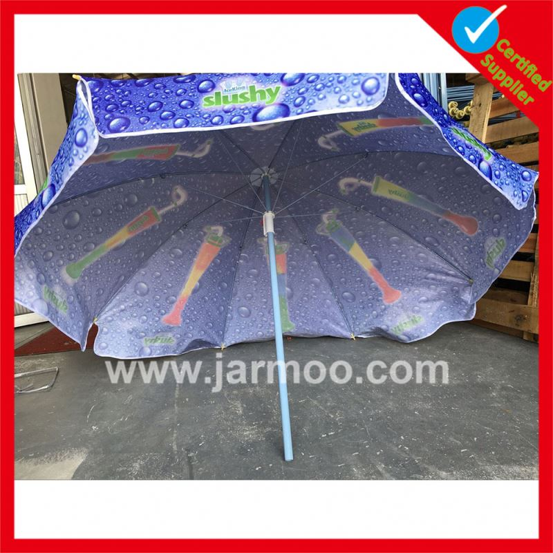 Shopping fans top quality sun and rain wind resistant promotion umbrella