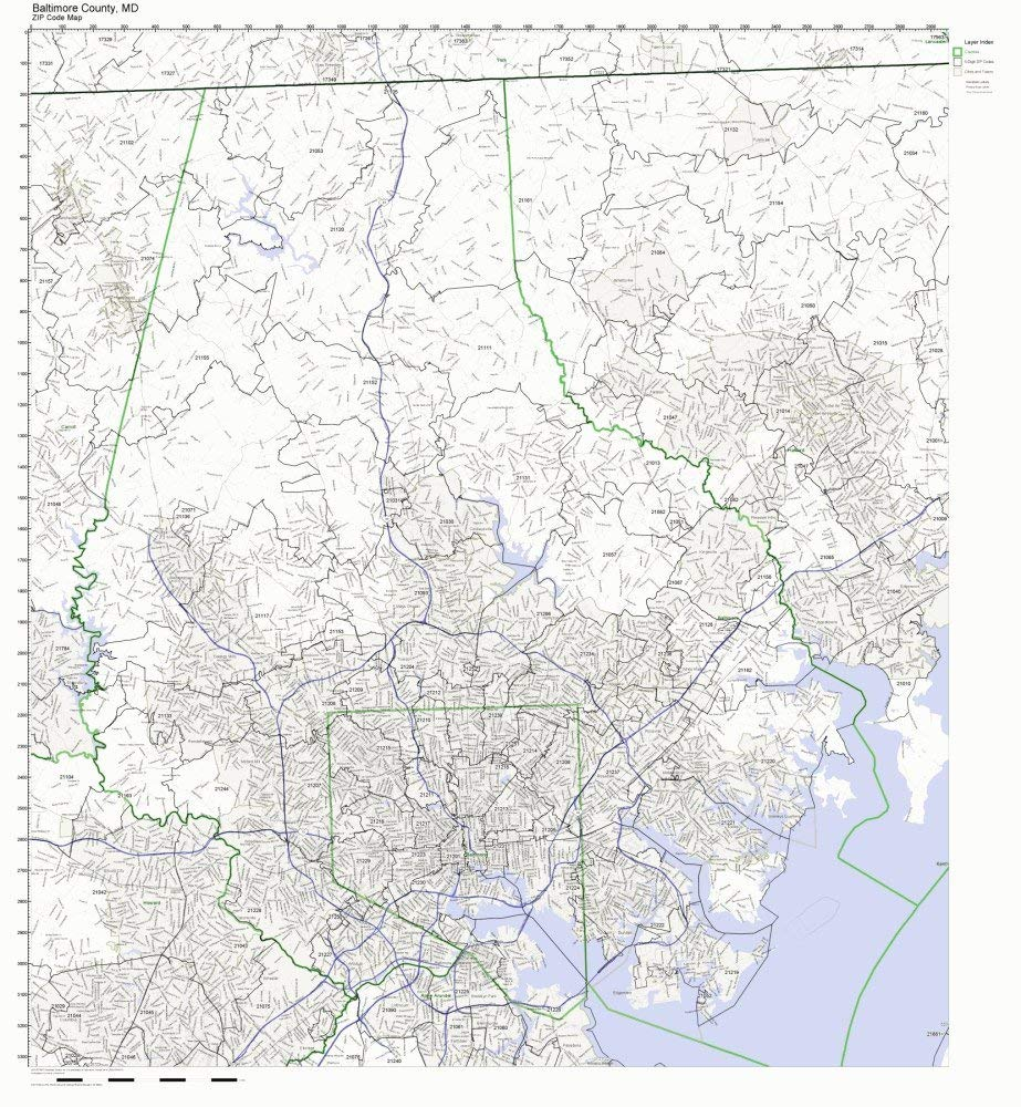 Cheap Greater Baltimore Area Map Find Greater Baltimore Area Map