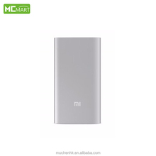 Versione <span class=keywords><strong>internazionale</strong></span> 5000 mAh Power Bank Back Personalizzato Parola Astuto xiaomi <span class=keywords><strong>Banca</strong></span> di Potere 5000 mAh alimentazione per il telefono