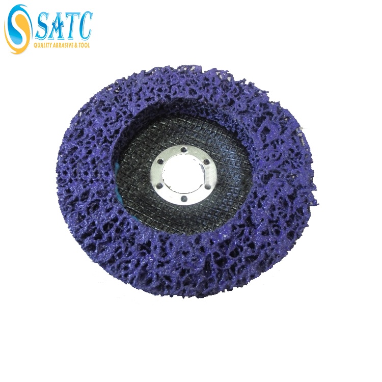 Best selling Nylon Abrasive Paint Stripping Tools/clean &amp strip discs OEM