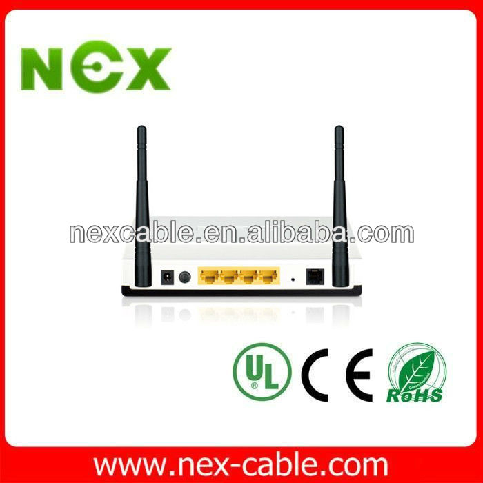 fiber optic wireless router