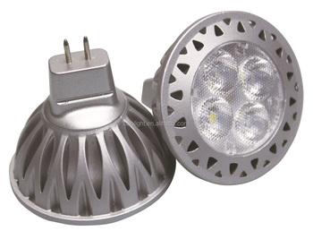 120 V/230 V GU10 ha condotto la lampadina MR16 GU5.3 dimmerabile faretto