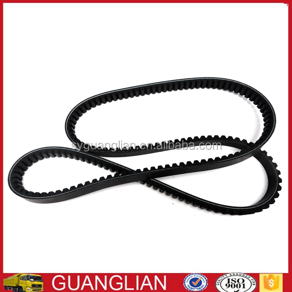 diesel engine part V ribbed belt/air compressor belt 22X1890 V13X1035 V15X1630 for Dongfeng truck