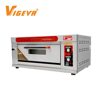 Stainless steel commercial baking gas oven price