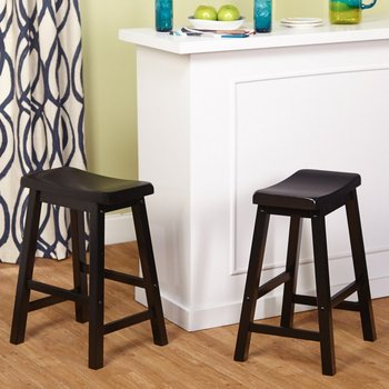 Tremendous Systems Set Of 2 24 Inch Belfast Wooden Saddle Stools Cheap Bar Stool Wood Buy Bar Stool Wood Cheap Bar Stool Solid Wood Dining Set Product On Beatyapartments Chair Design Images Beatyapartmentscom